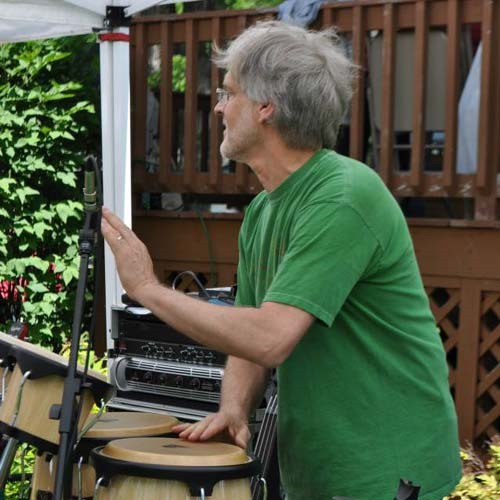 John - Percussion, Bass, Keyboard